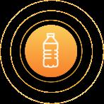 Beba muitos líquidos antes, durante e depois da atividade física