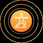 Faça alongamentos  no início e no final da atividade física
